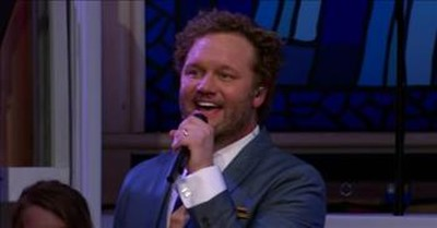 'Have A Little Talk With Jesus' David Phelps Sings Classic Hymn