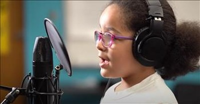 """Elementary School Students Sing """"We Are The World"""" Cover"""