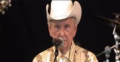 Classic Ralph Stanley Performance Of 'Me And God'