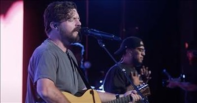 'My King Forever / Great Are You Lord' Josh Baldwin Worship Performance