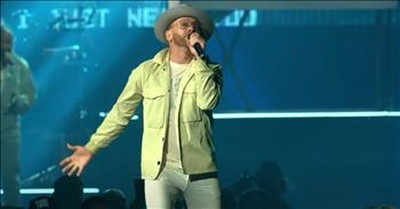 'I Just Need U.' TobyMac Live Performance