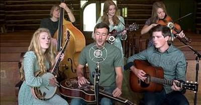 Bluegrass Family Band Sings 'Pass Me Not, O Gentle Savior'