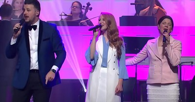 'There's Still Power In The Blood Of Jesus' The Collingsworth Family