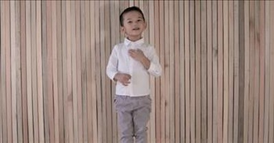 5-Year-Old Viral Sensation Sings 'You Raise Me Up'