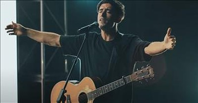 'Where I'm Standing Now' Phil Wickham Featuring Brandon Lake