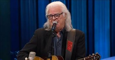 'Shepherd's Voice' Ricky Skaggs Live At The Grand Ole Opry