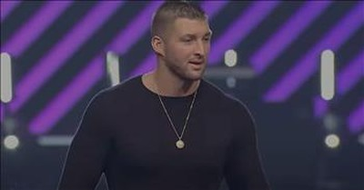 Tim Tebow On Living A Life Of Significance Versus Success