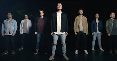Men's Choir Sings A Cappella 'I Can Only Imagine' Cover