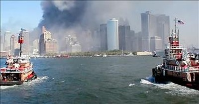 Little Known Story Of The Boats That Saved Thousands Of Lives On 9/11