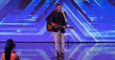 Yodeling Teen Turns Boy Band Song Into A Sensation On The X Factor