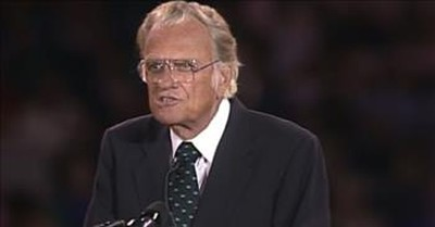 There Is One Path To Heaven And Billy Graham Tells Us All About It