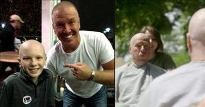 Chip Gaines Goes Bald And The Reason Why Is Heartwarming