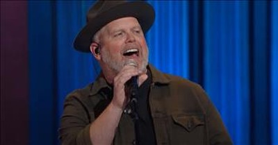 MercyMe Performs 'Say I Won't' At The Grand Ole Opry