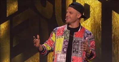 Christian Magician Reminds Us Of The Power Of Kindness On AGT Finals