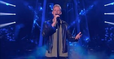 The Voice All-Star Contestant Brings Chills With 'Shallow' Blind Audition