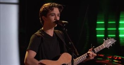 Young Man Sings Timeless Classic 'House Of The Rising Sun' For Blind Audition