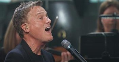 'Awesome God' Michael W. Smith And Drumline Perform Classic Worship Song