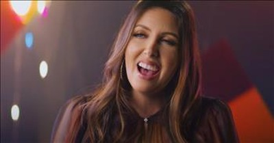 'God Is Good' Francesca Battistelli Official Music Video