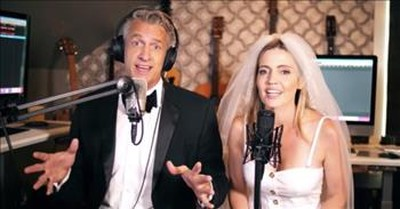 Holderness Family Performs Funny Wedding Song Parody Mash-Up