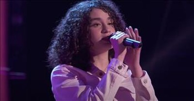 13-Year-Old Hailey Mia Has The Judges Fighting After Stunning Blind Audition