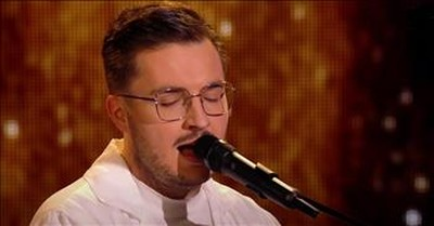 All-Star Contestant Sings 'You Say' During The Blind Auditions On The Voice