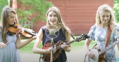 'Be Thou My Vision' The Petersens Give Classic Hymn A Bluegrass Makeover