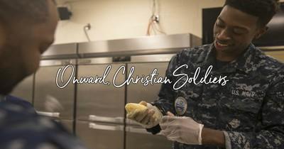 Onward, Christian Soldiers