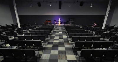 What Happens When the Church Leaves the Building