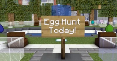 Social Distancing Is No Stumbling Block for Texas Church's Minecraft Easter Egg Hunt