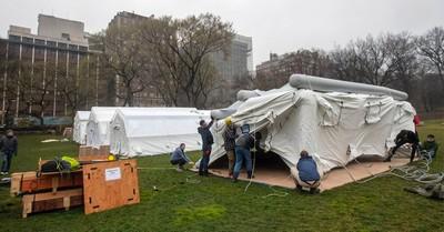 Opposition to Samaritan's Purse Central Park field Hospital Grows
