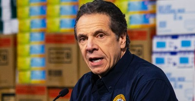 New York Governor Andrew Cuomo Accused of Sexual Assault