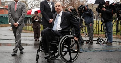 Jesus Is the 'Support You Can Lean On,' Texas Governor Says in Interview with Pastor Jack Graham