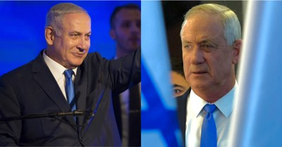 Benjamin Netanyahu, Benny Gantz Sign Unity Deal to Govern Israel Together