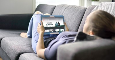 To Cope with Pandemic, Americans Choose Binge-Watching TV Over the Bible