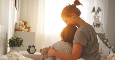 prayer over children in the morning