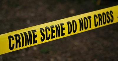 police caution tape crime scene do not cross