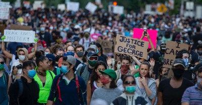 Protests in DC, Three explanations for the race problem in America