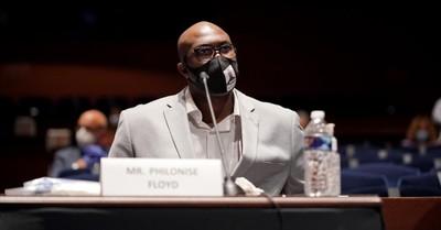 Philonise Floyd, George Floyd's brother testifies before Congress