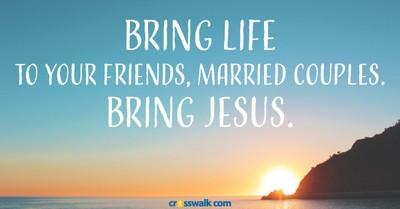 Spur Your Spouse on toward Love and Good Deeds - Crosswalk Couples Devotional - June 24