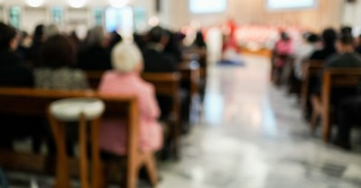 Blurry Church, Black churches are concerned about long-term stability