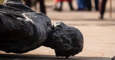 Christopher Columbus statue, Venezuelan activist warns of eerie similarities the BLM movement has to the Venezuelan socialist movement