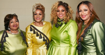 The Clark Sisters, Karen Clark opens up about God's presence in The Clark Sisters' journey to fame