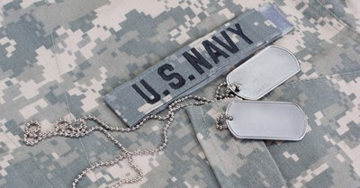 U.S. Navy uniform, Navy clarifies policy and will allow service members to attend in-person services