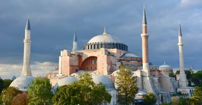 Hagia Sophia, Hagia Sophia to be turned into a mosque