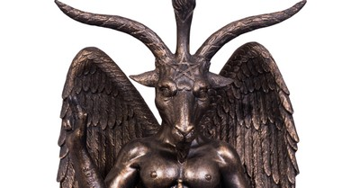 A satanic statue, The Satanic Temple launches new scholarship for high school graduates
