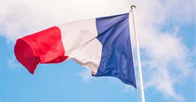 French flag, Anti-Christian acts are up by 285 percent in France