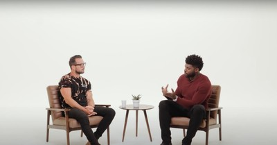 Carl Lentz and Emmanuel Acho, Lentz says the church could be the biggest propagator of racism