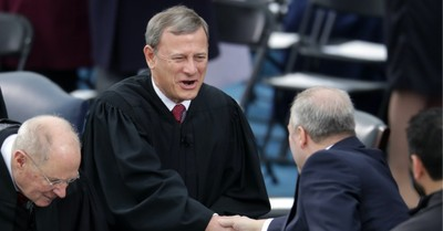 Justice John Roberts, Pence calls Roberts a disappointment to conservatives
