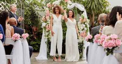 Same-sex couple getting married, Hallmark Channel to feature first same-sex couple