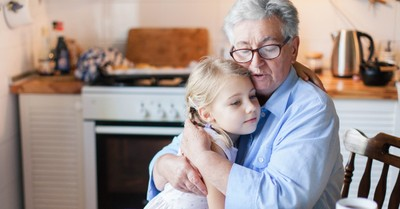 How to Be Faithful When Your Grandchildren Face Trauma You Can't Control